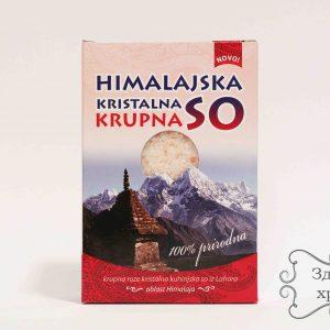 Himalajska kristalna krupna so