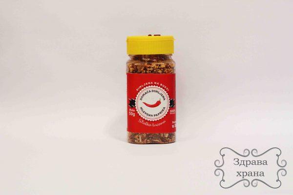 Paprika dimljena - slatka tucana