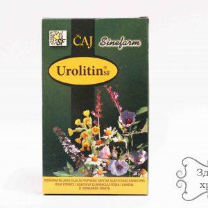 Urolitin - čaj