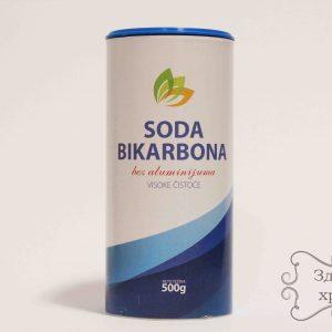 Soda bikarbona (Hyperic 500g)