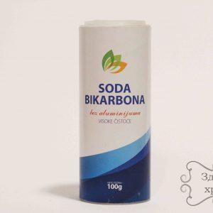Soda bikarbona (Hyperic 100g)