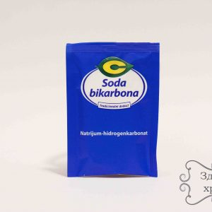 Soda bikarbona (Centroproizvod 20g)