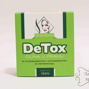 Detox glina u prahu