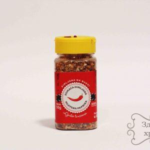 Mlevena paprika dimljena - ljuta tucana