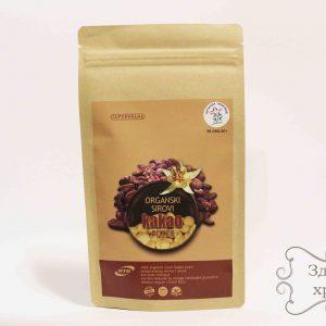 Kakao puter sirovi organski (100g)