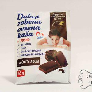 Dobra zobena - ovsena kaša Čokolada