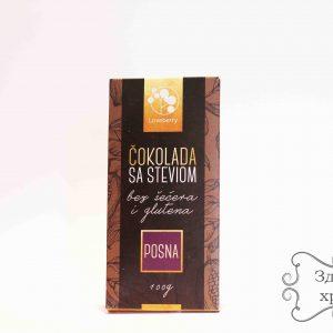 Čokolada sa steviom