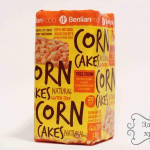 Galete - corn cakes natural
