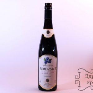 Voćno vino od borovnice