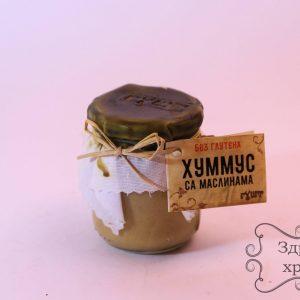 Hummus sa maslinama